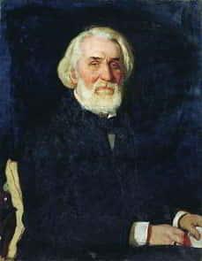 Iván Serguéyevich Turguénev