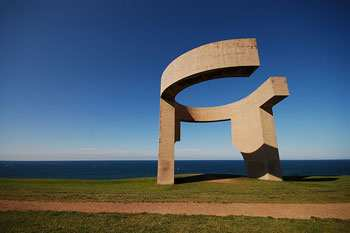 Eduardo Chillida Elogio del horizonte