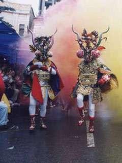 Carnaval de Oruro (febrero de 2008)