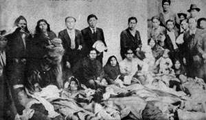La masacre minera de San Juan (artículo)