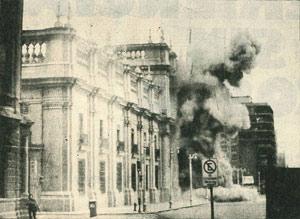 Bombardeo del Palacio de la Moneda